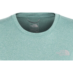 The North Face Reaxion Ampere Crew Shirt Women Bristol Blue Heather